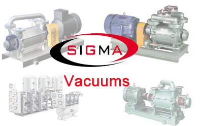 Vacuums sigmagroups